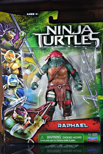 Ninja Turtles movie Raphael