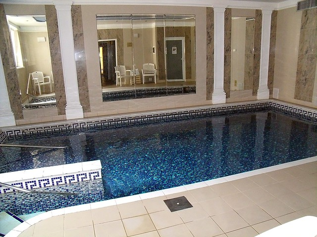 Schwimmbad Hotel Lafonte