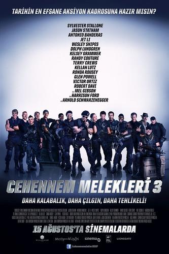 Cehennem Melekleri 3 - The Expendables 3 (2014)