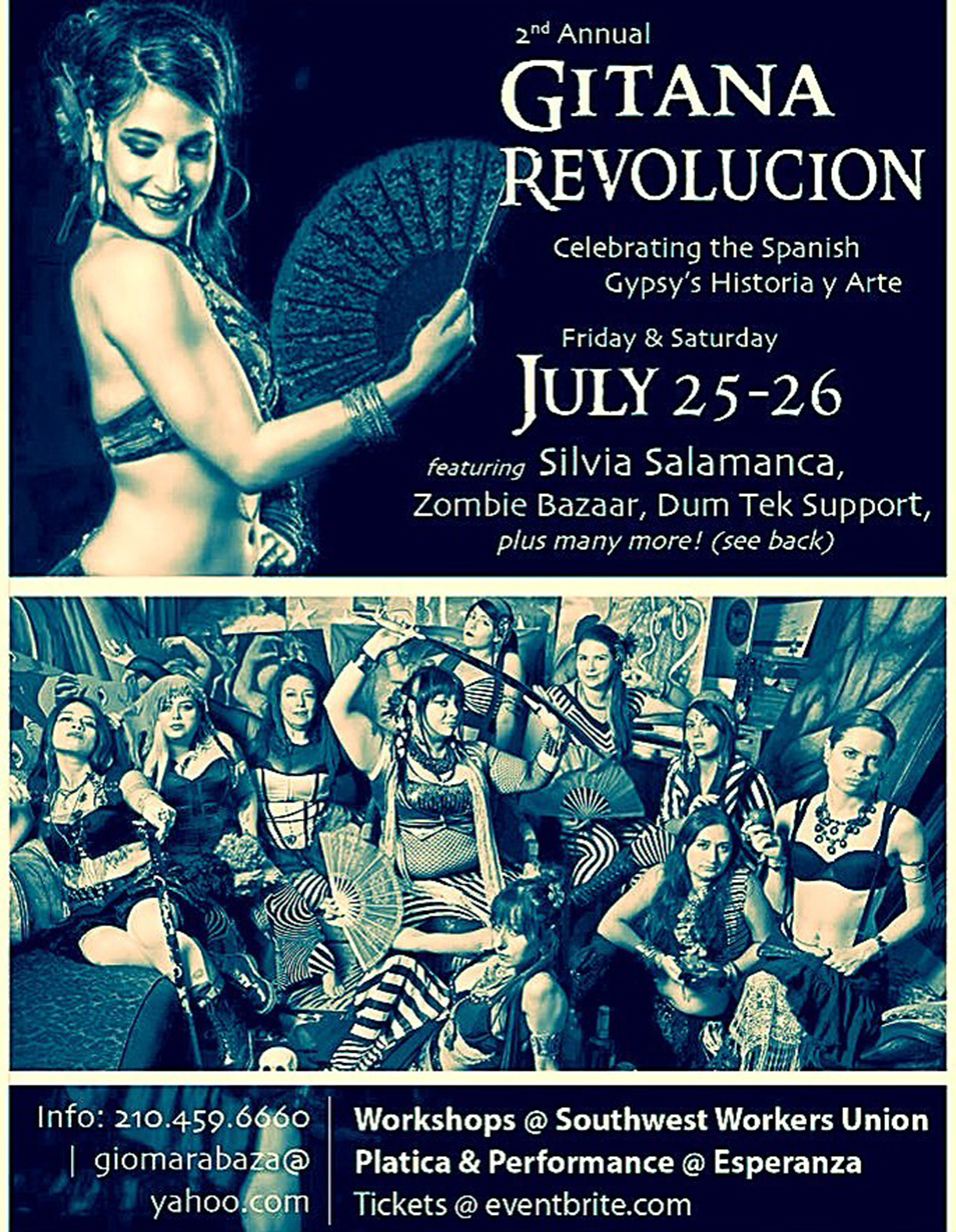 Gitana Revolucion
