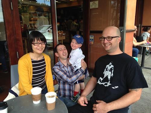 Aiko, Yancy, Franklin, Jeremy