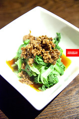 烫青菜 (Poached Greens)