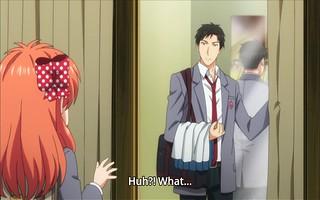 Gekkan Shoujo Nozaki-kun Episode 7 Image 8