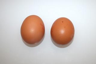 07 - Zutat Eier / Ingredient eggs