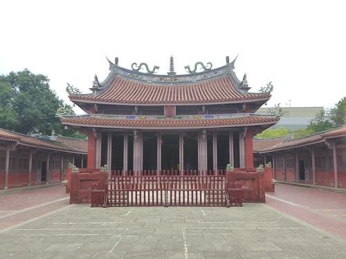 Taiwan-Tainan-Temple Confucius (12)