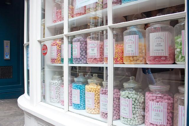 Mrs. Kibble's Olde Sweet Shoppe