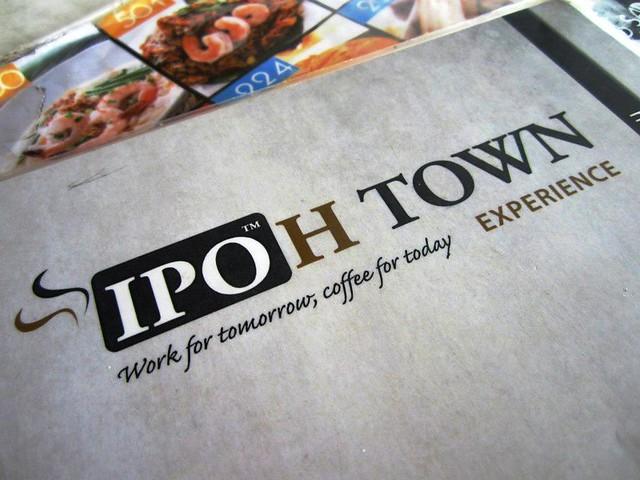 Ipoh Town Kopitiam, Sibu 1