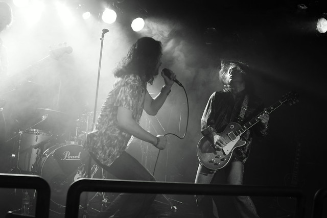 Tangerine live at Outbreak, Tokyo, 21 Aug 2014. 117