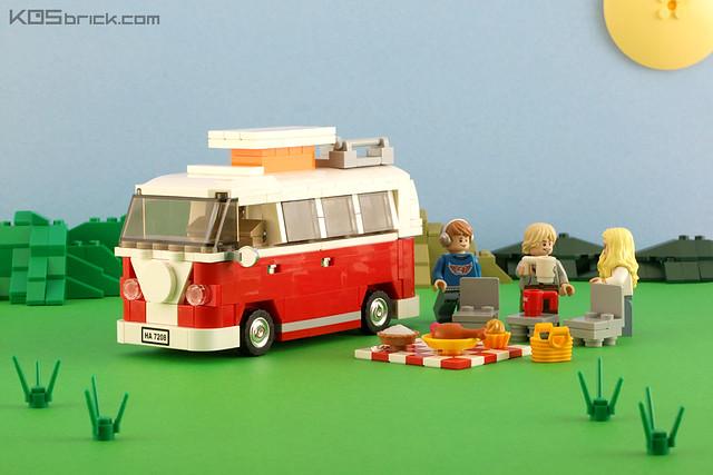 VW Camper - Front
