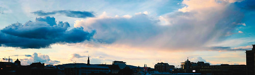 sunset sky panorama cloud beautiful silhouette oslo norway sunrise landscape thailand colorful bangkok dramatic poetic thai romantic stitching inspirational epic manualfocus cloudscape hugin xpro1 xtrans xtranscmos