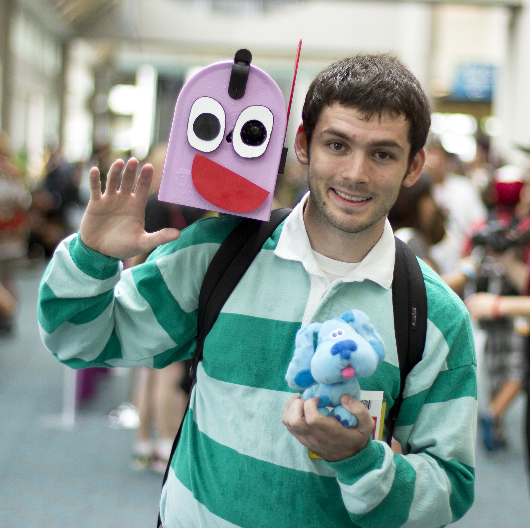 Image Result For Blues Clues Mailbox