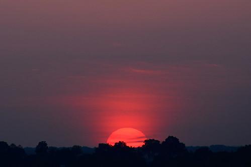 newyorkcity sundown bronx sunsets hudsonriver riverdale newjerseypalisades