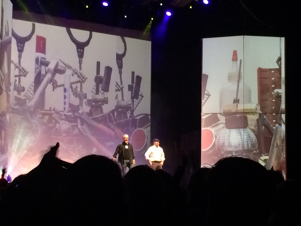 Mythbusters Live in Sydney, 7.30PM session