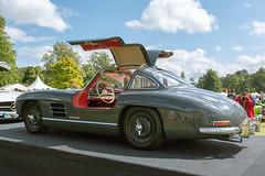 race car(1.0), automobile(1.0), vehicle(1.0), performance car(1.0), automotive design(1.0), mercedes-benz(1.0), mercedes-benz 300sl(1.0), antique car(1.0), classic car(1.0), vintage car(1.0), land vehicle(1.0), luxury vehicle(1.0), supercar(1.0), sports car(1.0), motor vehicle(1.0),