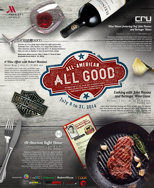 All-American All Good Poster