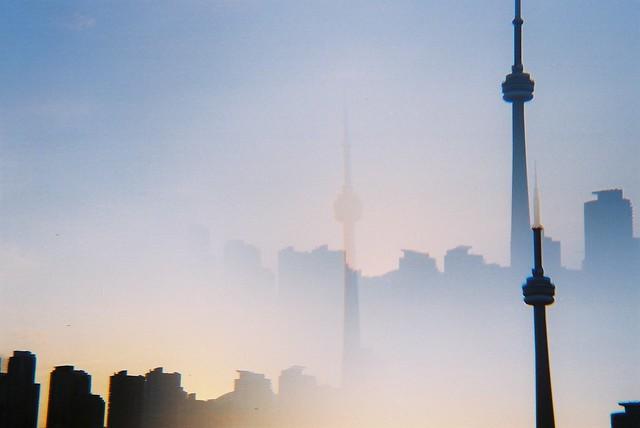 Toronto Moon