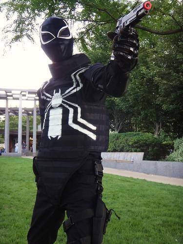 Cosplay_Agent Venom