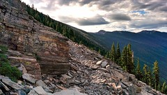 Lost Buck Pass, Cabinet Mountains Wilderness, Montana
