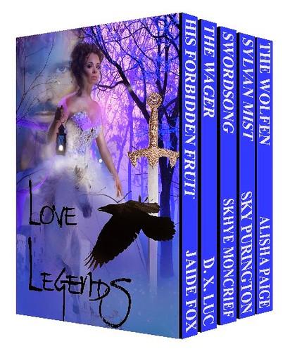 Love Legends 3D