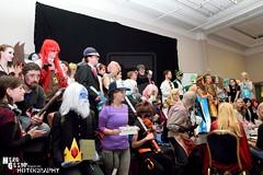 ArcadeCon 2014 Cosplay