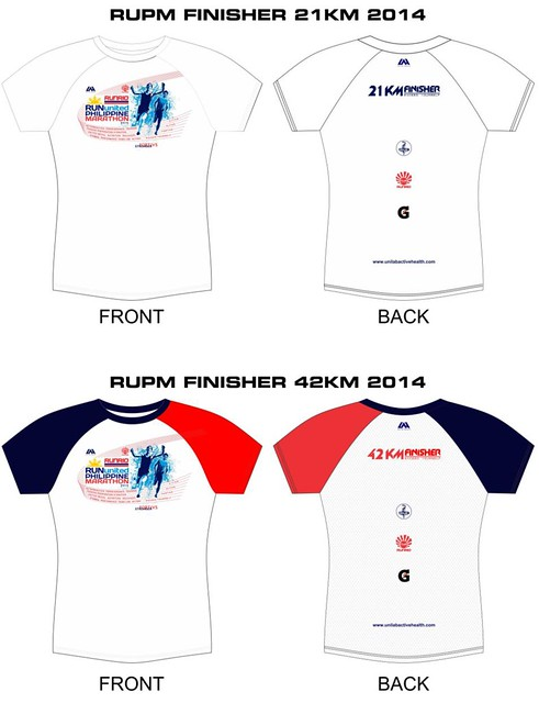 RUPM 2014 finisher shirt