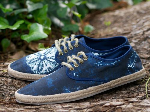 Ralph Lauren / Shibori Shortlands Sneaker