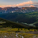 View of Rocky Mountain National Park by AER Wilmington DE