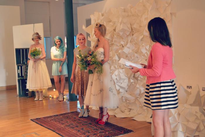 glasgow wedding collective honeypop kisses