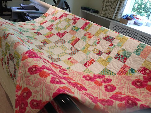 Notting Hill Quilt - not yet bound