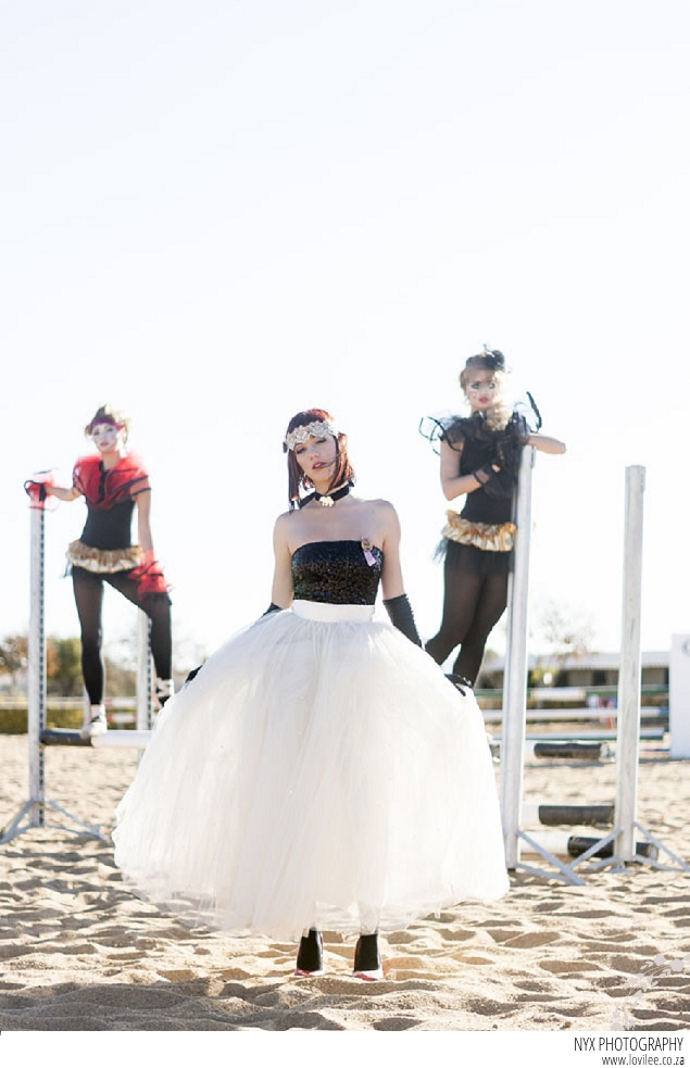 Carnival Themed Wedding Styled Shoot