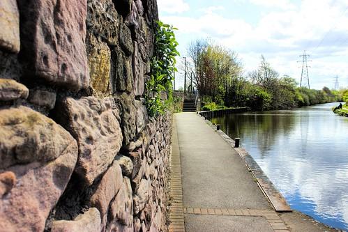 uk lake wall stairs landscape foto shot stones sheffield scene photoeffects photofx