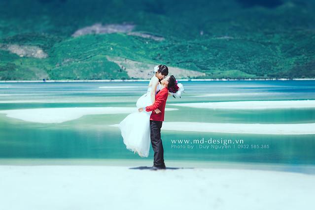 ảnh cưới đẹp tại Lăng Cô