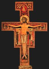 Kruzifix San Damiano Assisi