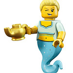 LEGO Collectable Minifigures Series 12 - Genie Girl