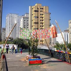 Se você também quer uma São Paulo para Pessoas, nos ajude apoiando o projeto #Passanela: catarse.me/passanela #PassanelaRebouças #CidadesParaPessoas #CoCidade @catarse