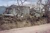Wreckage at Nabatiyeh Refugee Camp, May 1974