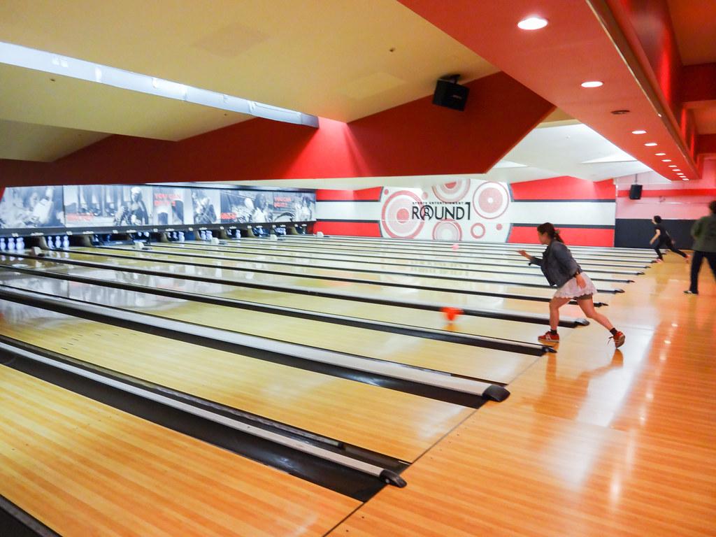 Round 1: Bowling