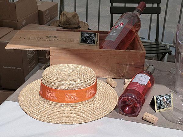 chapeau et vins