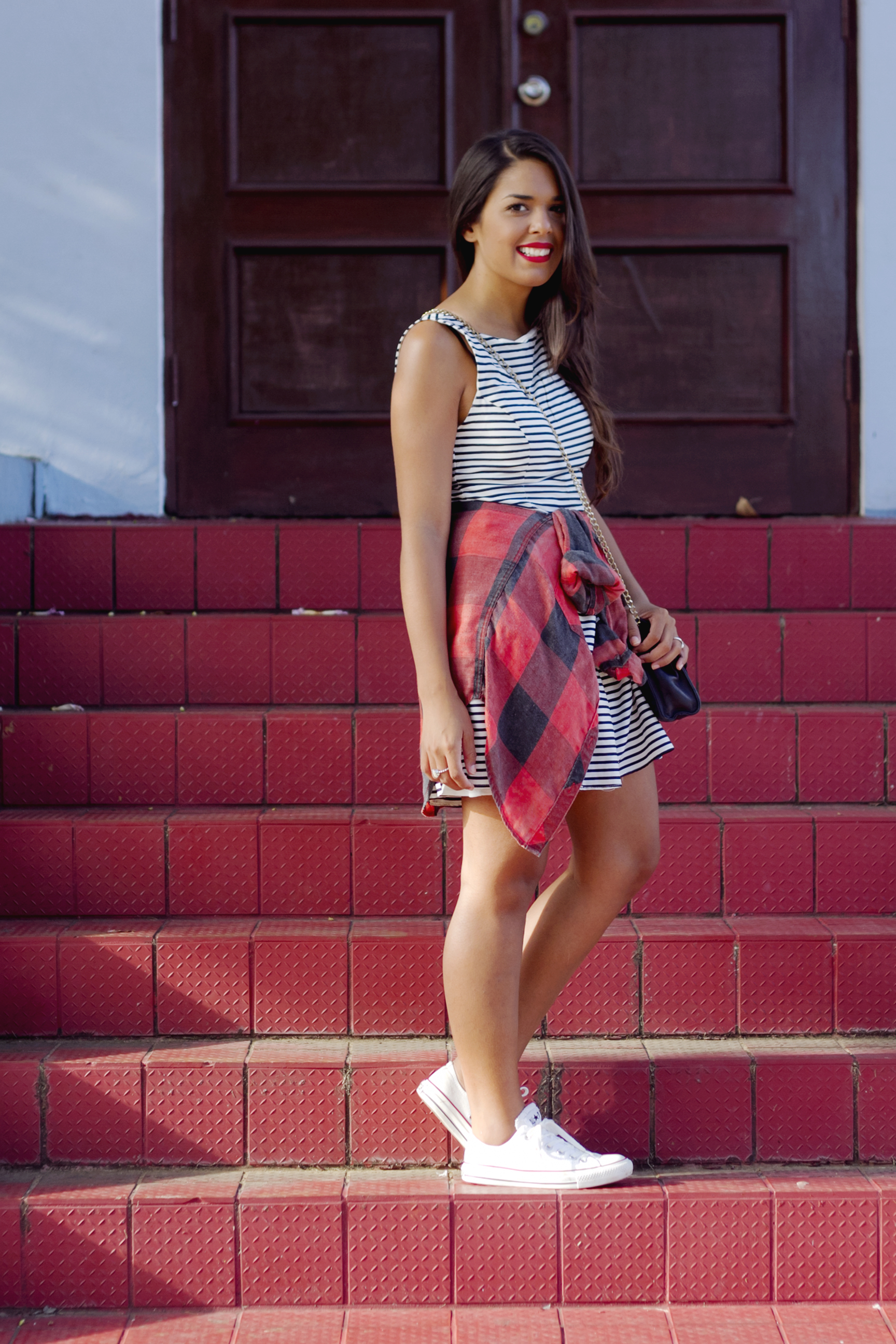 Four Ways: Style the tips together
