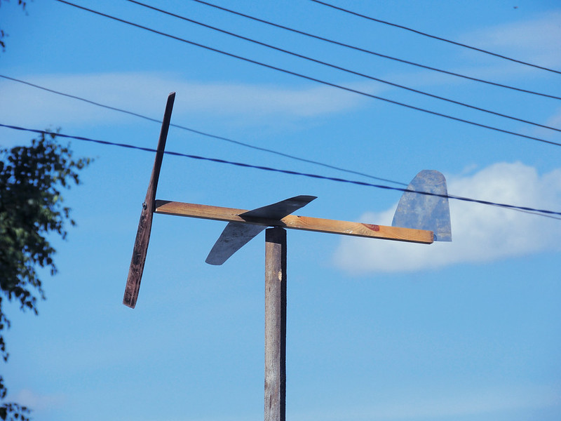самолет флюгер 2
