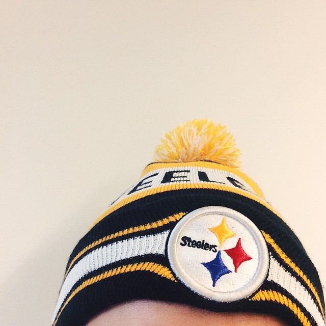 i'm a #steelers girl. #nfl #halloherbst14