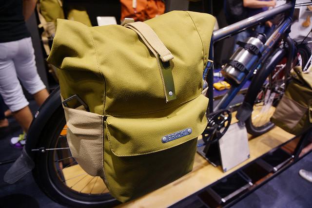 Santos Brooks Pannier Bags Eurobike 2014
