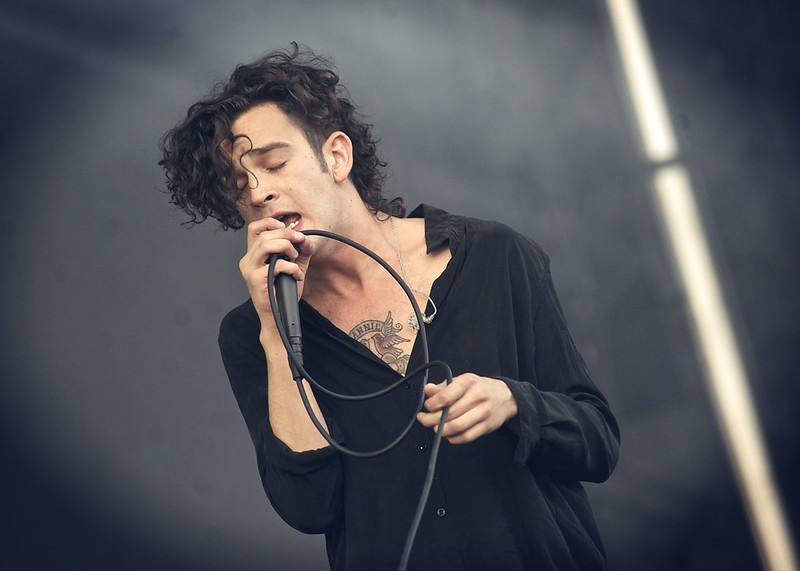 The 1975 @ LouFest 2014