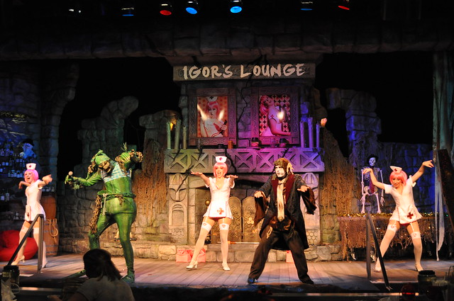 Image Result For Busch Gardens Fright Fest