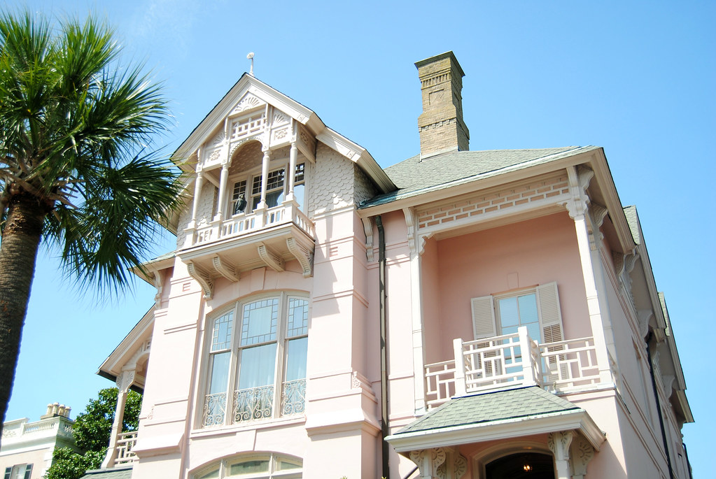Victorian Charleston Home