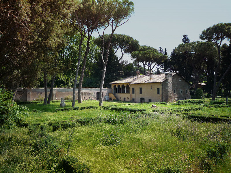 Via Appia Casina del Cardinal Bessarione