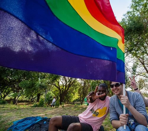 Gay Pride Picnic 2013 Johannesburg South Africa