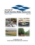 journal of sc water resources cover