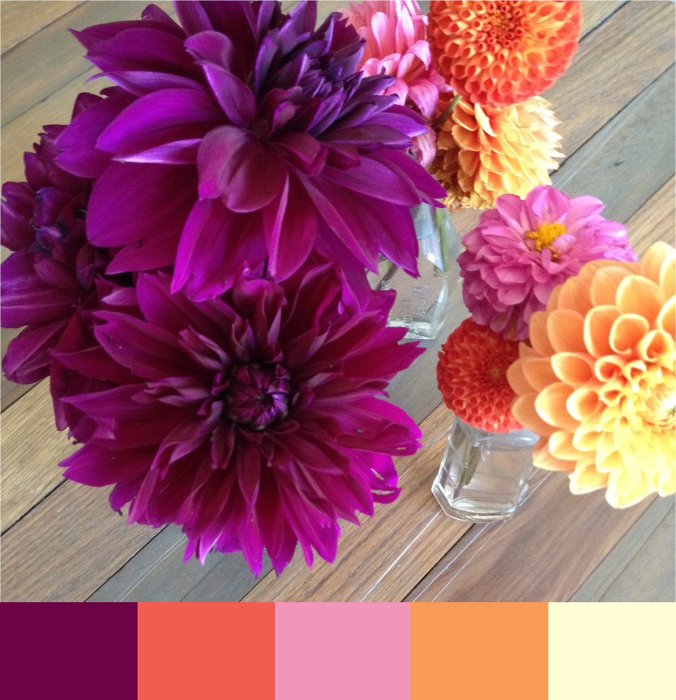 Fall Decorating Color Inspiration