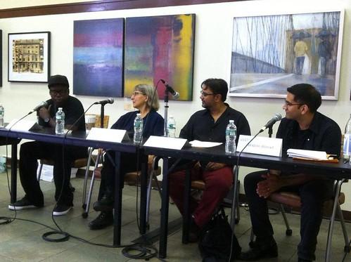 brooklyn book festival panel